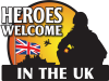 Heroes Welcome logo
